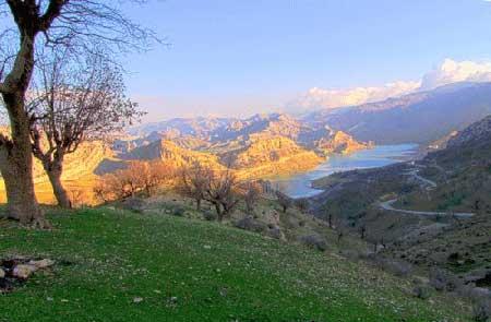 ir2963 1 تصاویری از طبیعت زیبای ایلام