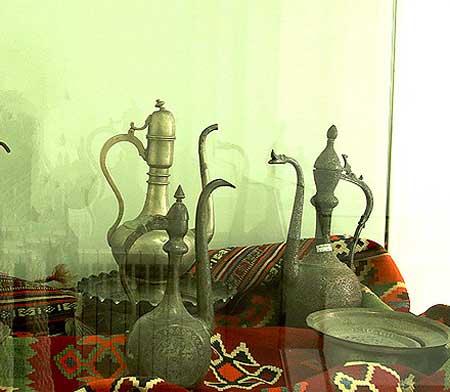 بنای دارایی،جاذبه های گردشگری زنجان