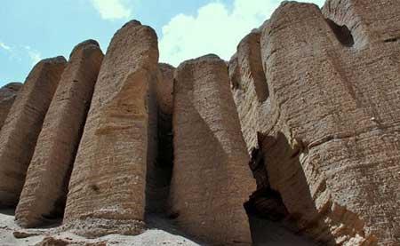 دره راگه,دره راگه در استان کرمان