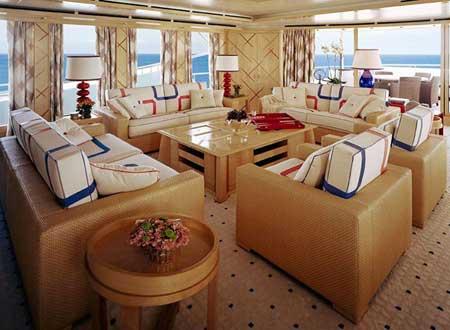 سفری در مجللترین کشتیهای تفر
