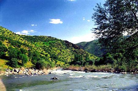 چشمههای آبگرم, آبگرم های ایران