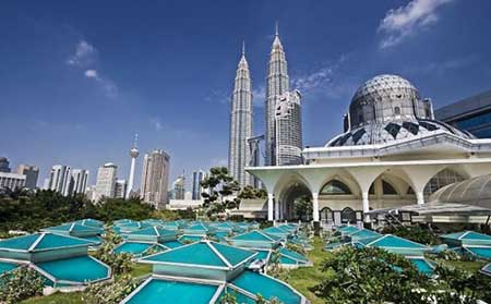 مالزی,مکانهای تفریحی مالزی,جاهای دیدنی مالزی