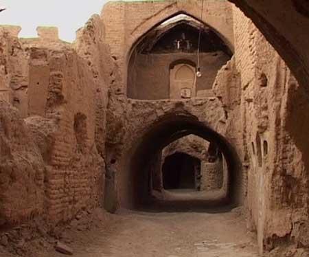 ارگ های ایران, معرفی ارگ های ایران, ارگ مورچه خورت, ارگ آق قلعه