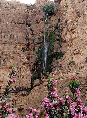 بلندترین آبشار ایران,آبشار پیران,تصاویر آبشار پیران