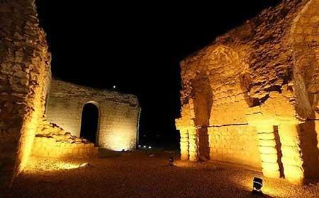 کاخ ساسان,کاخ سروستان,کاخ سروستان استان فارس