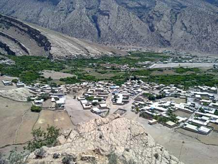 روستای دیل,جاذبه خهای گردشگری روستای دیل,آثار تاریخی ایران