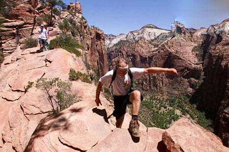 گذرگاه ، خطرناک ترین گذرگاه ها ، گذرگاه فرشتگان
