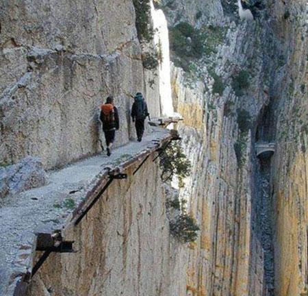 خطرناک ترین گذرگاه های دنیا ، خطرناک ترین گذرگاه ها ، گذرگاه کوچک شاه