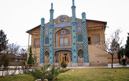 معماری عمارت مفخم, عمارت سردار مفخم