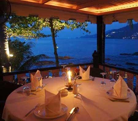 رستوران بان ریم پا ، پوکت ، تایلند یکی از زیباترین رستوران های دنیا