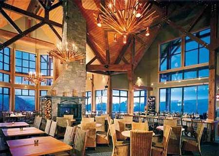 جالبترین رستوران های جهان,زیباترین رستوران های دنیا,