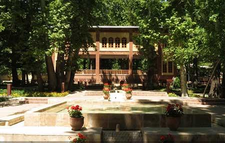 باغ ایرانی,بوستان باغ ایرانی,تصاویر باغ ایرانی