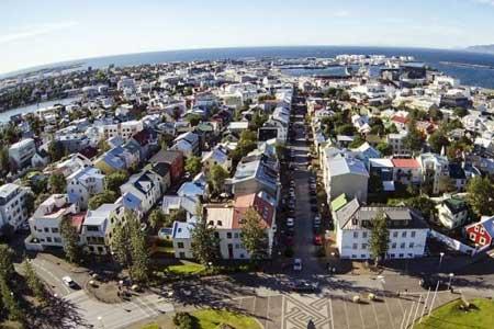 ایسلند،جاهای دیدنی ایسلند, مکانهای تفریحی ایسلند