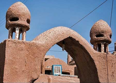 روستای مصر در خورو و بیایانک,جاذبه های گردشگری روستای مصر