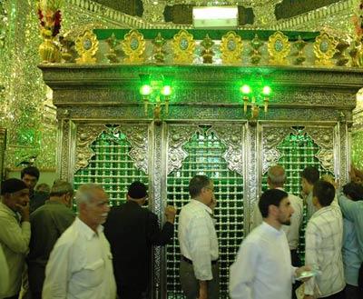 آستان مقدس حضرت عبدالعظیم (ع)