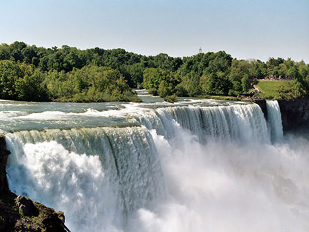 آشنایی با زیباترین آبشارهای آمریکا