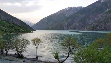 دریاچه گهر,تصاویر  دریاچه گهر