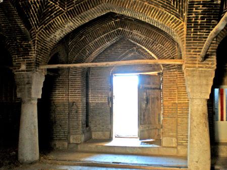 مکانهای تاریخی لرستان,آثار تاریخی لرستان,عکس های مسجد جامع بروجرد