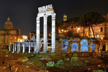 روم باستان, معماری روم باستان, امپراتوری روم