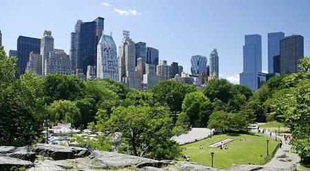 پرطرفدارترین پارکهای درونشهری دنیا