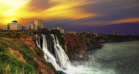 مکان های تفریحی و صنعتی کشور ترکیه,مکان های تاریخی استانبول ترکیه,عکس از مکان های دیدنی ترکیه