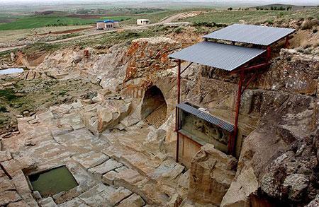 معبد داش کَسن,معبد داش کَسن سلطانیه