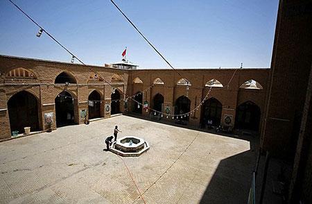 مسجد جامع سمنان,آشنایی با مسجد جامع سمنان