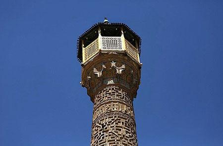 معماری مسجد جامع سمنان,قدمت مسجد جامع سمنان