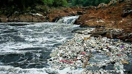 وحشتناک ترین رودخانه های جهان