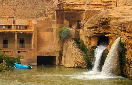 مکانهای تفریحی ایران<p