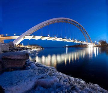 جالبترین پل های جهان،بهترین پل های جهان