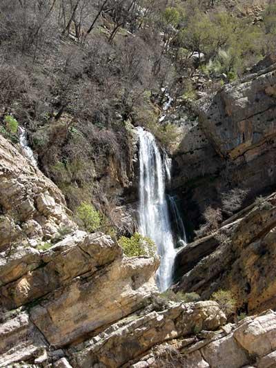 تصاویر آبشار طوف کما،عکس های آبشار طوف کماع