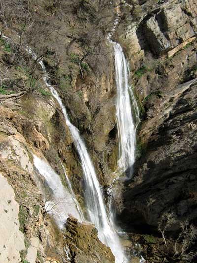 آبشار,آبشار طوف کما