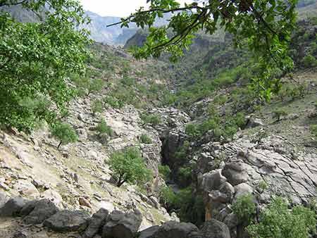 آبشار طوف کما کجاست,آبشار های ایران