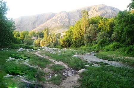 روستای درکِش, روستای چِنِشت, روستای بوژان