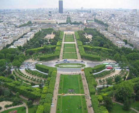 مکانهای تفریحی پاریس,دیدنی های شهر پاریس