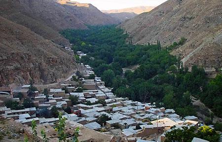 ماسوله خراسان،روستاي اسفيدان