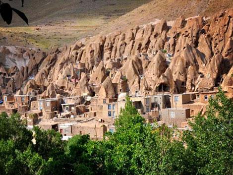 کندوان,روستای کندوان