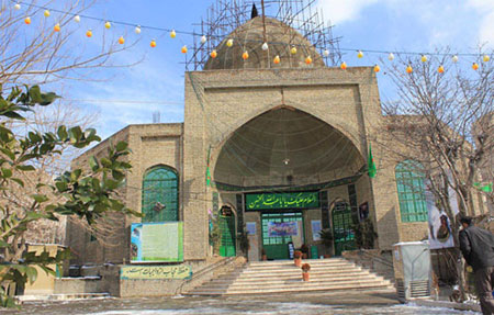 فرحزاد,محله فرحزاد,روستاي فرحزاد