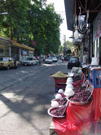 امامزادگاه فرحزاد,رستوران هاي فرحزاد