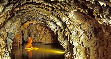 قشنگترین  جاذبههای زیرزمینی جهان
