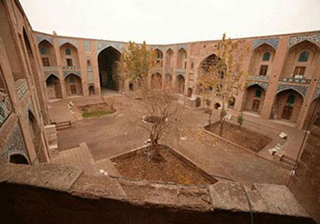 میدان گنجعلیخان, مسجد گنجعلیخان