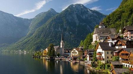 زیباترین روستاهای دنیا