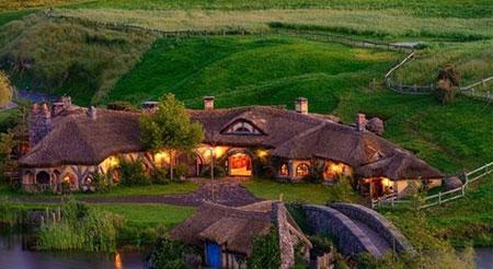 خوش آب و هوا ترین روستاهای جهان