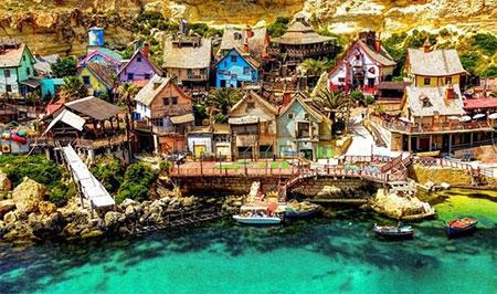 ,قشنگترین روستاهای جهان,جالبترین روستاهای جهان