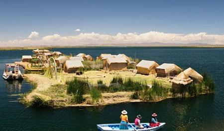 مکانهای تفریحی آمریکای لاتین