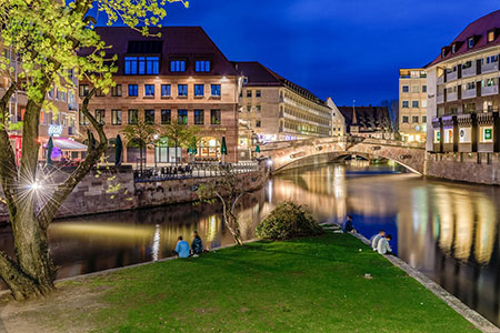 به زیباترین شهر آلمان؛ «نورنبرگ» سفر کنید!