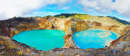 زیباترین مکانهای جهان