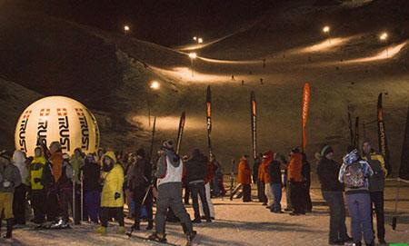 پیست اسکی های تهران