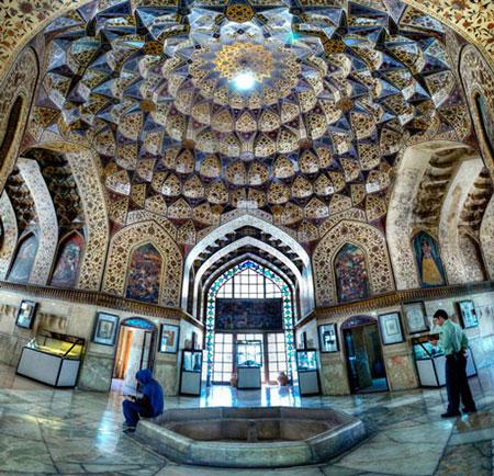 کاخ های ایرانی,زیباترین  کاخ های ایرانی